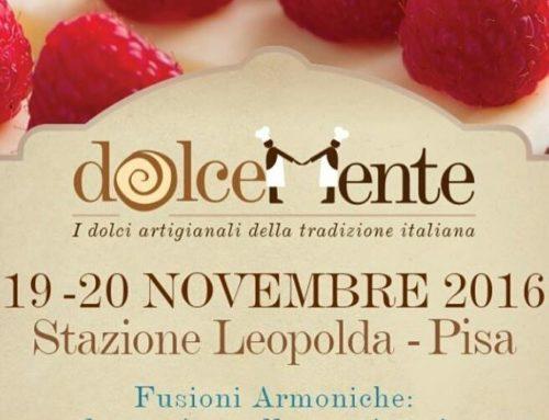 Dolcemente Pisa 2016: Contest Fusioni Armoniche