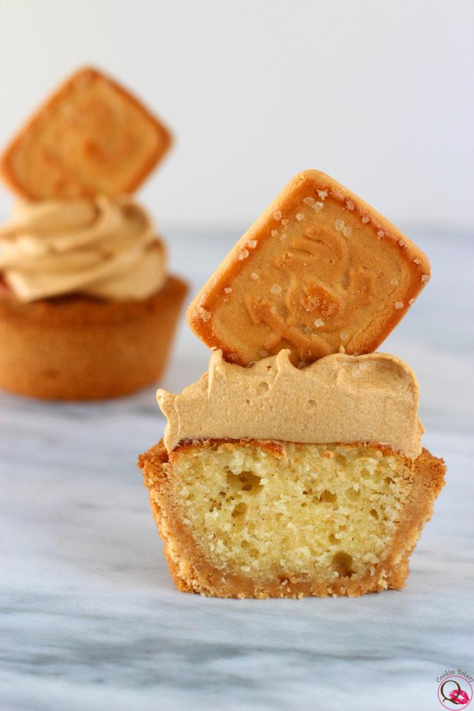 Cupcakes ai biscotti Galletti Mulino Bianco