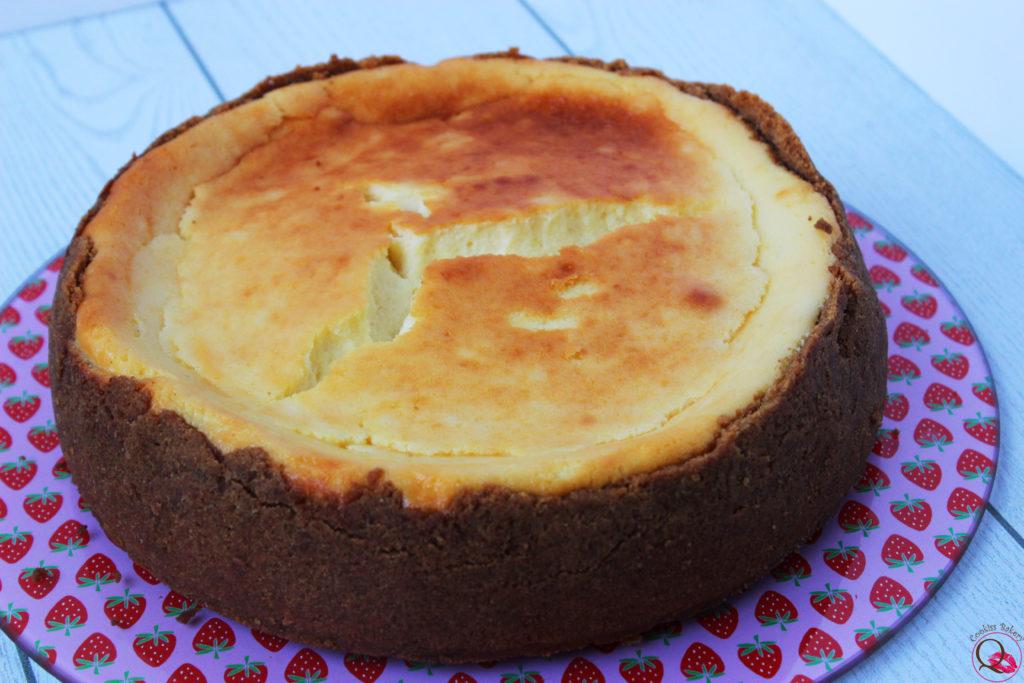 come evitare le crepe sulla cheesecake