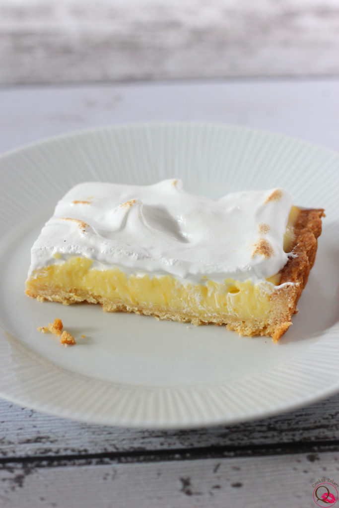 Ricetta Crostata al limone meringata