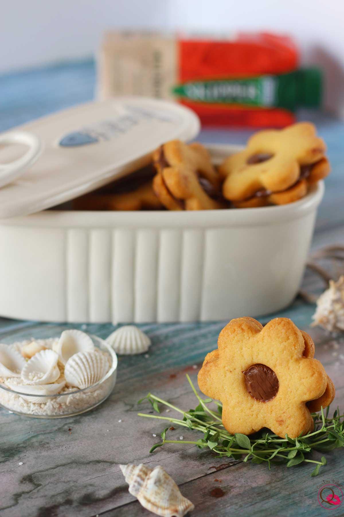 frolla al succo di frutta biscotti