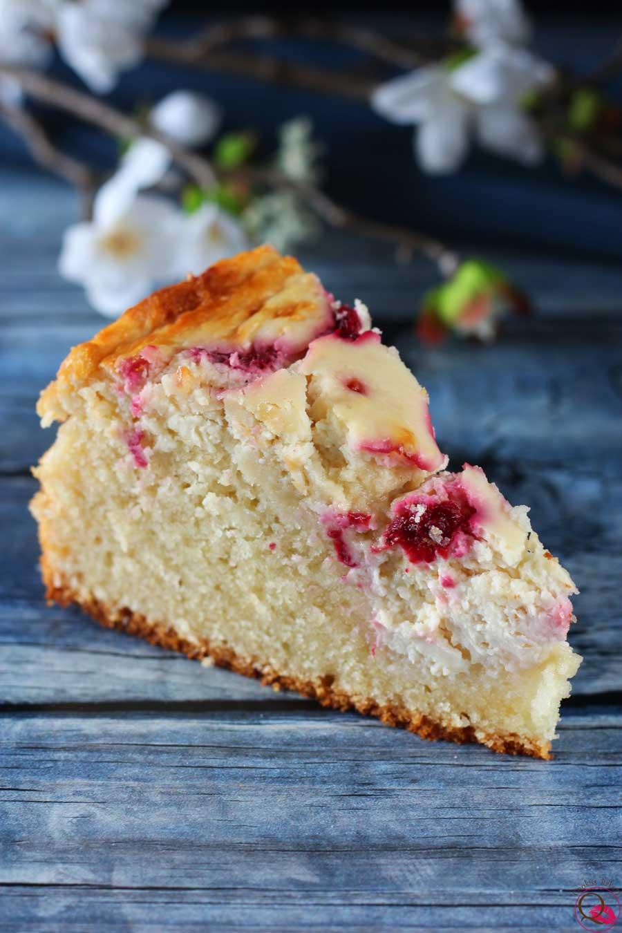 torta 2 in 1 cheesecake e torta allo yogurt