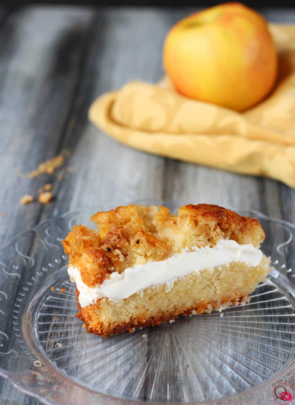 torta cheesecake mele