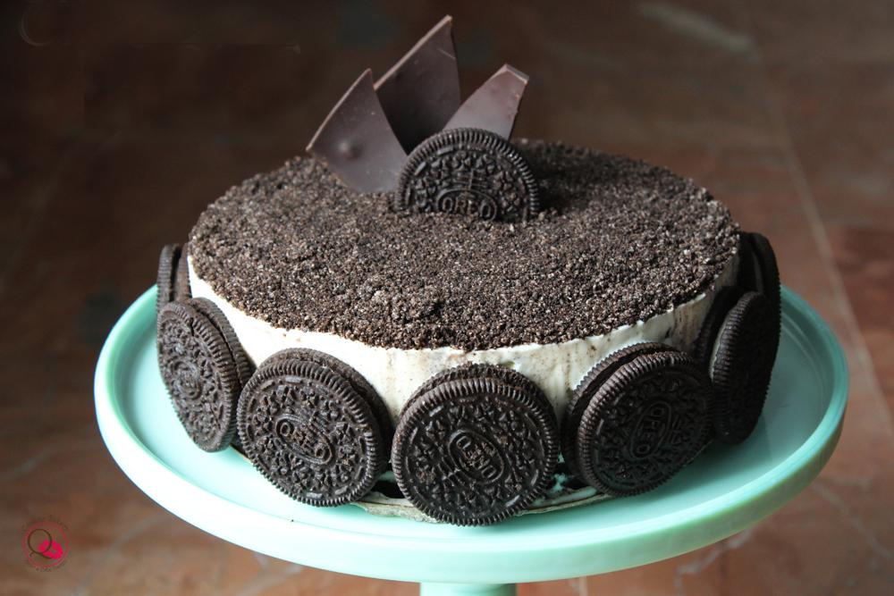 torta oreo tiramisù cheesecake davanti