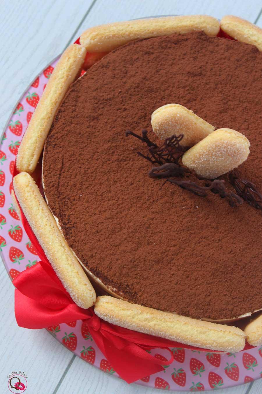 torta tiramisu alto