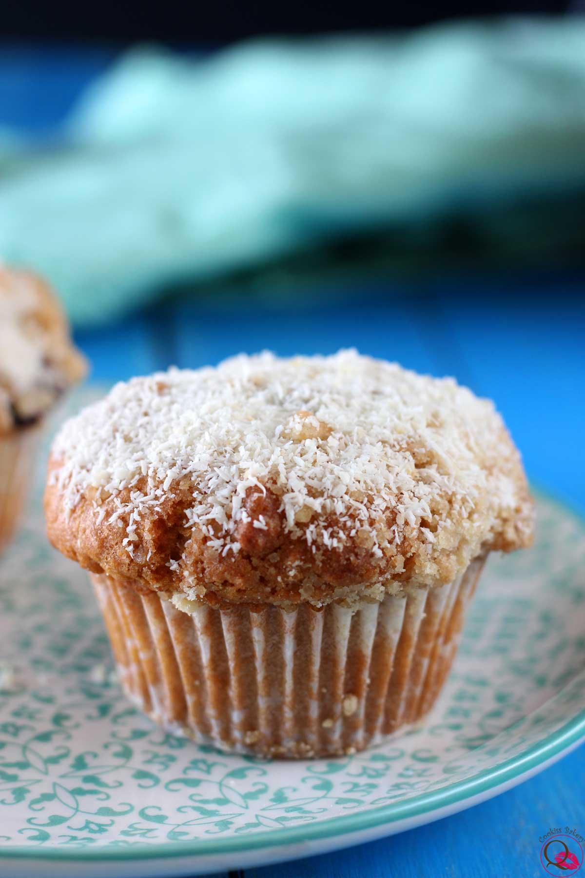 Muffins-al-cocco-e-cioccolato-senza-zucchero