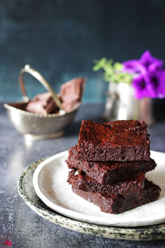 Ricetta-Brownies-classici-americani