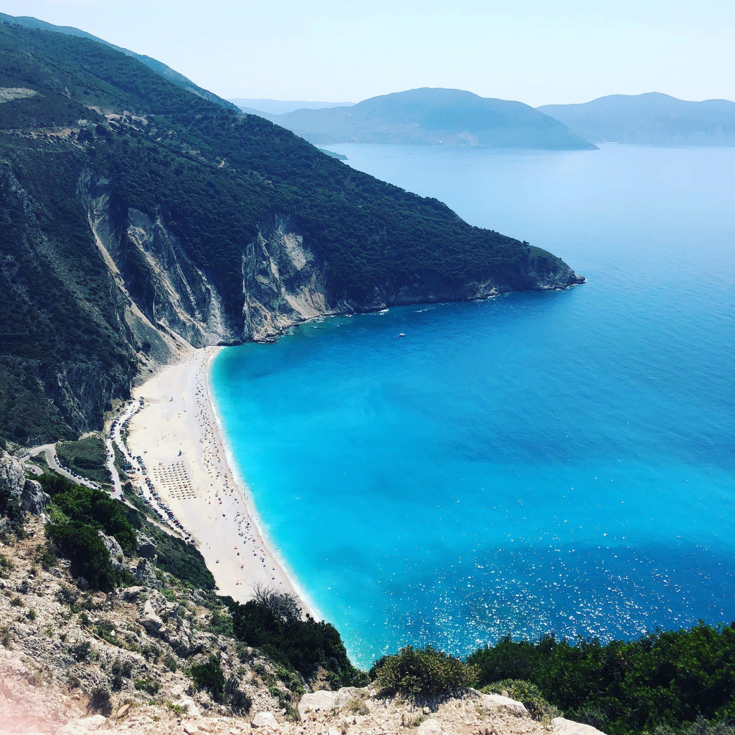 myrtos beach cefalonia