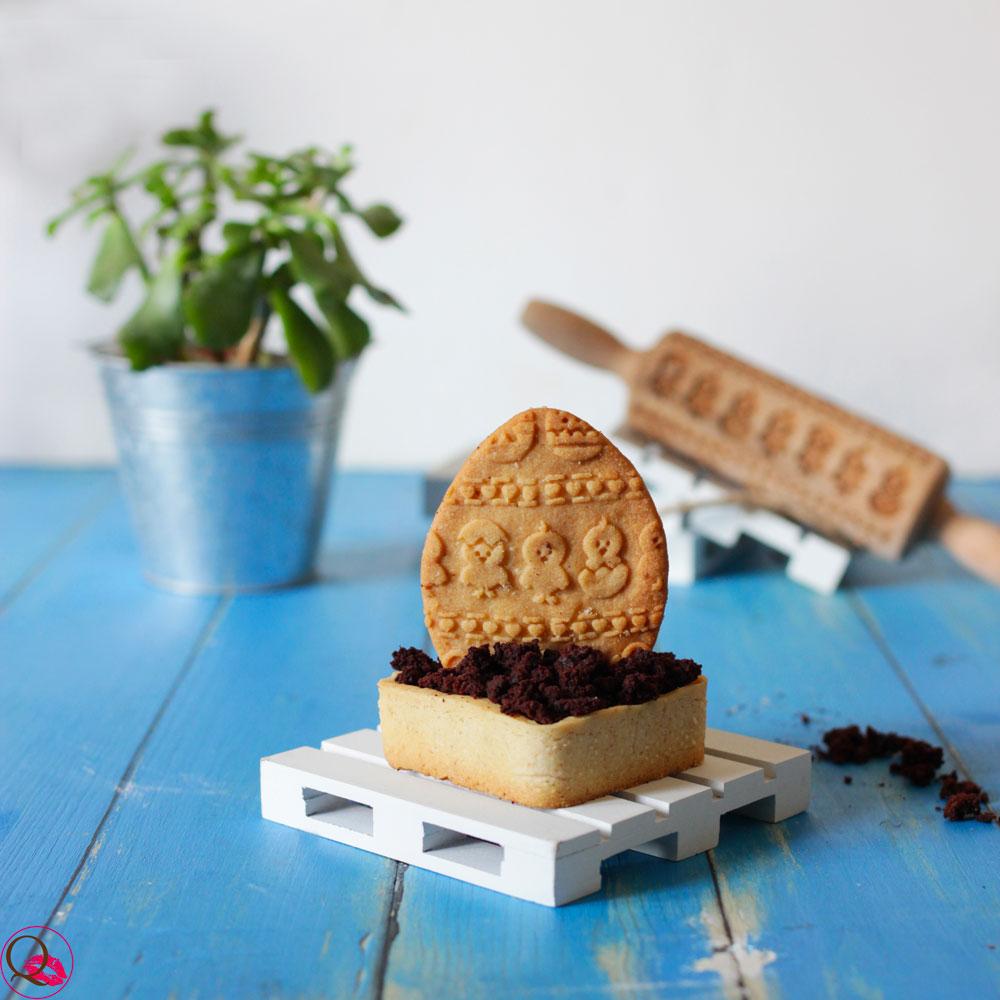 Ricetta-dolce-di-Pasqua--crostatine-al-cioccolato-segnaposto