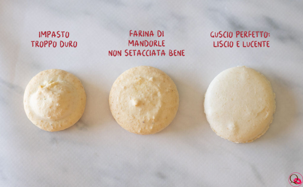MACARONS-ERRORI-GUSCIO