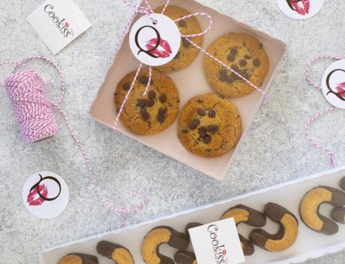 Le scatole per dolci personalizzate che usavo nella mia Bakery