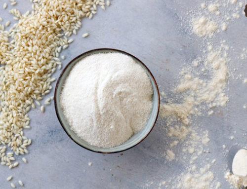 Farina di riso fatta in casa: pronta in pochi secondi!