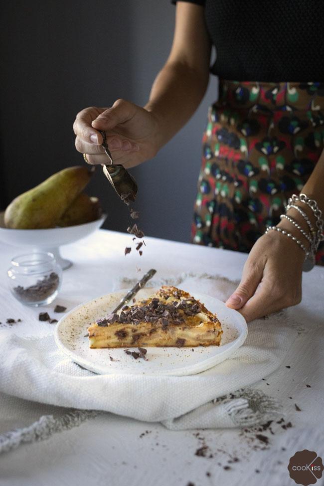 torta-cioccolato-e-pere-cremose