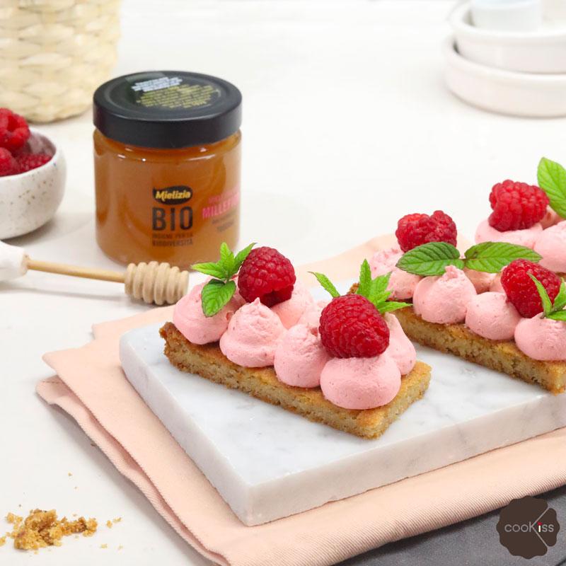 ricetta-crostatine-ai-lamponi-e-miele